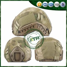 Aramid FAST military Combat Ballistic Tactical helmet with cover