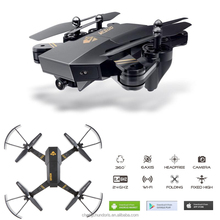 2017 New Arrival XS809 Mini Foldable Quadcopter Drone 720P Rc Helicopter Blade with 2MP Camera HD RTF RC Selfie Drone Wifi FPV