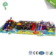 Multifunction large indoor child day care playground structure center equipment for kindergarten
