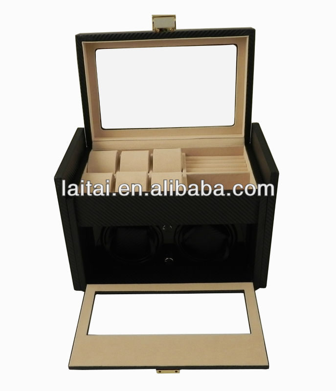 2013 new box for watch box and jewelry box 2+6BBP