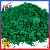 pigment chrome oxide green for plastic paint