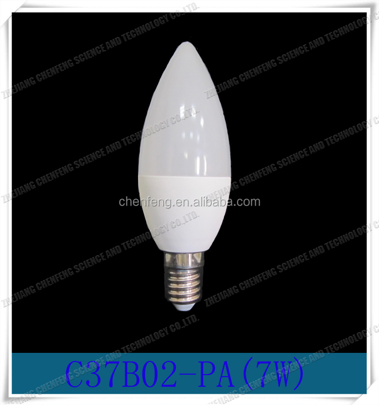 C37B02-PA(7W) - E14 LED Heat radiating cup