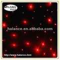 wedding decoration fiber optical star cloth