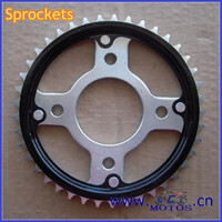 SCL-2013040082 For SUZUKI GS125 Parts Motorcycle Chain Sprocket