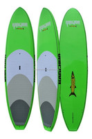 2014 new designed logo graphic printed/ epoxy fiberglass SUP and surfboard made in different sizes