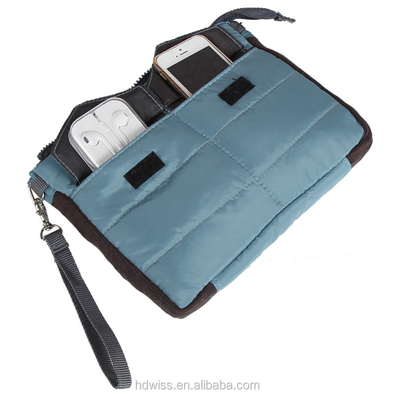 4 Colors Tablet Pc Digital Storage Bag Handbag Clutches Sleeve Handbag Pouch Cover Bag for Mini ipad 1/2/3/4/5 Air 10 Inch Case