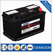 Maintenance Free Car Battery MF DIN58043 12V Largestar