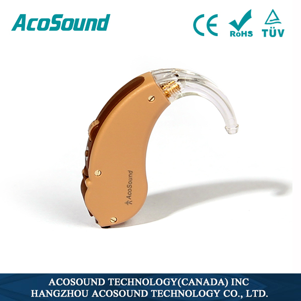 AcoSound Acomate 610 BTE High Quality Chinese Top Quality Best Digital Hearing Aid Prices For BTE