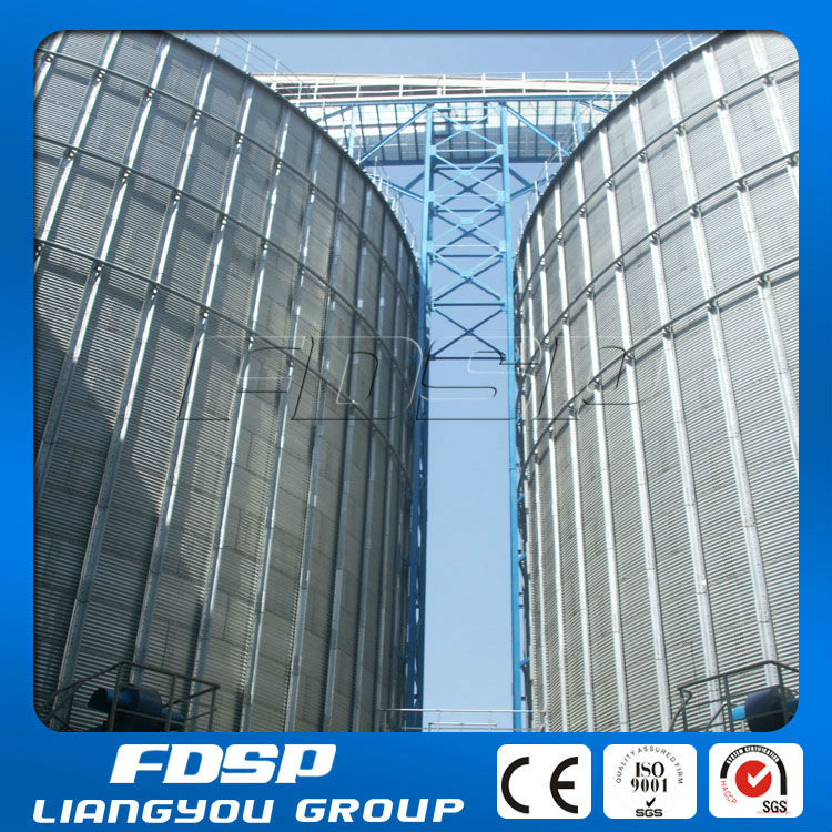 steel silos /used grain bins sale for peanuts assembly