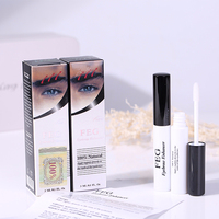 2018 High quality Eyebrow Growth Serum Eyebrow Enhancer Serum Private Label By 100% Original FEG Eyebrow Growth Factory