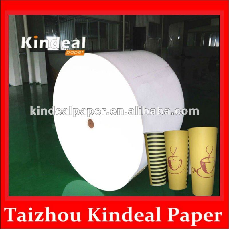 food grade Poly coated paper for poly cup