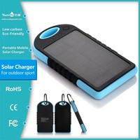 Hot new product for 2015 solar power bank solar charger case for ipad mini