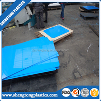 HDPE and LDPE plastic sheet from shengtong plastics