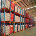 Q235 Steel storage drive in pallet rack racking system