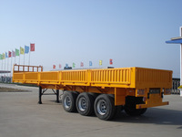 3 AXLES CARGO SEMI TRAILER
