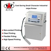 Industrial inkjet printer date coder