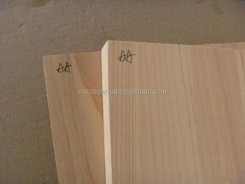 Solid Wood Boards Type and hinoki Timber Type hinoki wood
