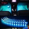 B-deals 2017 new car atmosphere light rgb car interior car ambient light with cigarette lighter