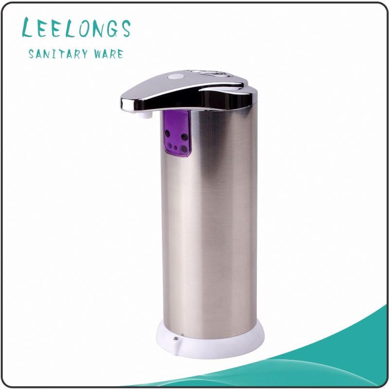 High quality natural stone soap dispenser