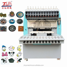 high speed 12 color liquid plastic brand machine dispensing machine
