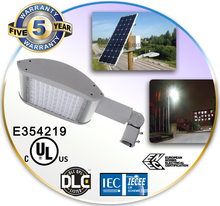 solar power LED roadway light for photovoltaic system