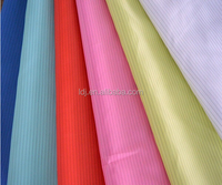 Factory direct sales ripstop polyester Anti-static/Antistatic fabric/Esd fabric for garment lining, suit, jacket
