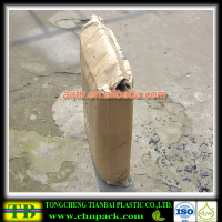 anti remaining hot liquid asphalt packaging bag