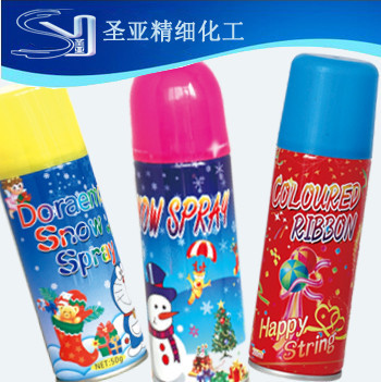 2014 Snow Spray Christmas Decoration Spray White Flake Craft Snow Spray