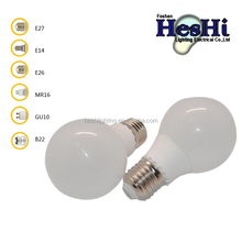 Ceramic G45 led bulb E26 E27 led light 4w