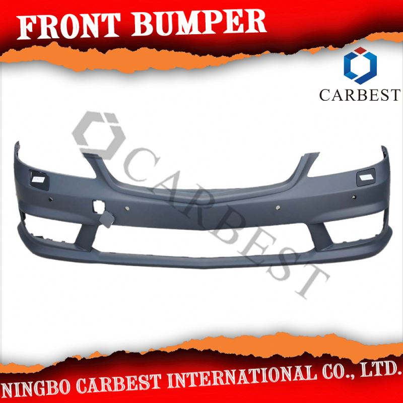 High Quality Plastic Front Bumper For AMG S65 2013(W221)