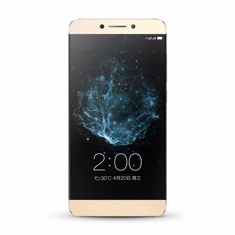 2016 New LeEco Letv Two Le 2 X520 Snapdragon 652 Octa Core Mobile Phone 5.5 inch Android 3GB RAM 32GB ROM LTE Dual SIM cellphone
