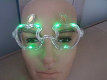 Apple LED Glasses