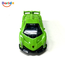 Pull back die cast model car 1:32 metal BORIDA 8705