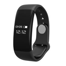 2016 latest bluetooth pedometer wristband fitbit watch heart rate smart bracelet health monitor