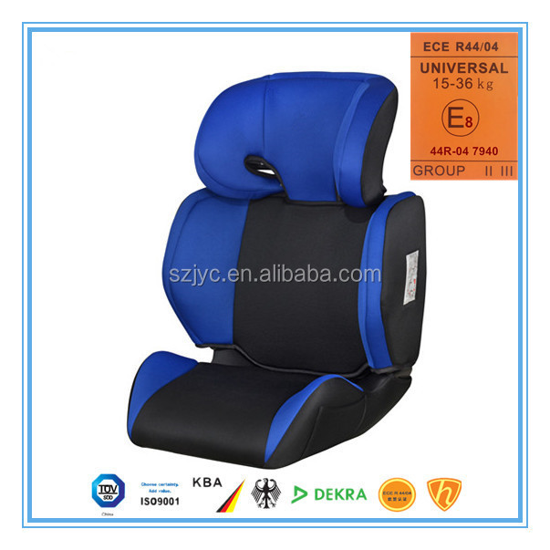 High quality safety design portable baby car seat for baby 9-36kgs baby car seat