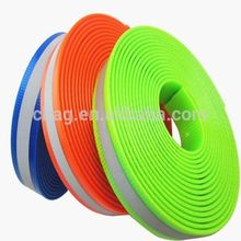 Various Function Reflective Waterproof Polyurethane Coated Nylon Webbing
