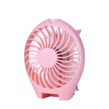 China Rechargeable Electric Portable Computer USB Desk Mini Cooling Fan Stand