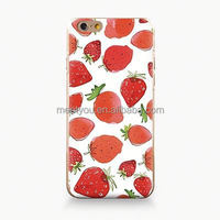 Split joint zabra printing PC cell phone case for iphone 4/4s