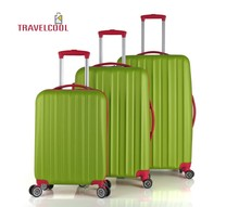 TRAVELCOOL HOT SALE ABS+PC LUGGAGE TRAVEL BAG (DC-9119B)