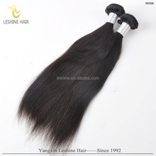Big Discount In Stock Cheap Hair Weft Virgin Remy 20 Inch Indian Remy Hair