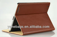 for iPad sleeve pu leather case folding tablet case