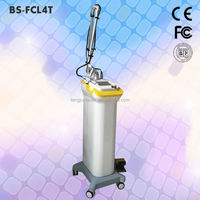 2014skin beauty machine rf laser co2 for scar removal