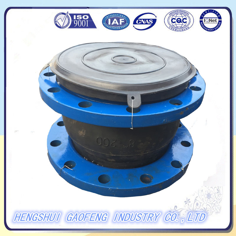 Flexible Single Ball Rubber Joint with high quality supplier