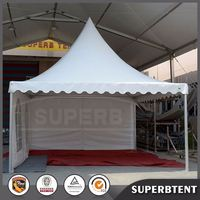 outdoor gazebo tent strong metal minimalist design faschion pavillion outdoor furniture frame event tent luxury design
