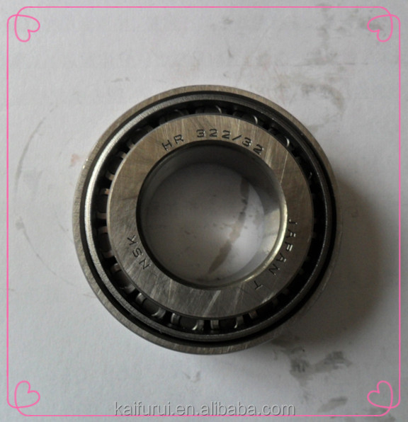 china supply NSK taper roller bearing HR 322/32 HR 322/32 C for auto and truck spare parts