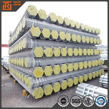 Scaffold Galvanized Pipe 6 Meter, Q235 Scaffolding Tube, Metal Scaffolding Steel