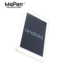 "android tablet pc with dual core mtk8312 processor/7"" call touch screen 3g"