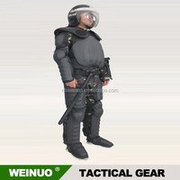 Safety gear for whole body protection