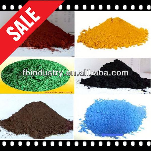 Factory Price of micronized iron oxide red