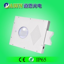 12W high efficiency 2015 new integrated all in one solar led street light gib sodium lamp
